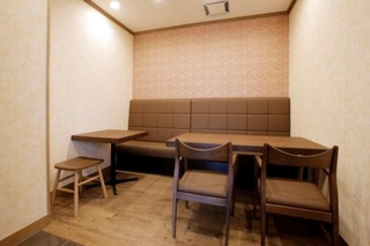 レストラン個室1