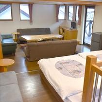*客室一例/大人数で一緒に宿泊できるのでグループ旅行が一層楽めます!