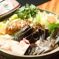料理_クエ鍋