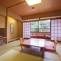 和室(バス無・トイレ付10畳)