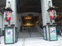 博多座(徒歩13分)