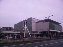国際会議場(バス10分)