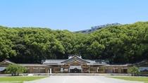 【福岡縣護国神社】大濠公園隣接 戦没者慰霊のための比較的新しい神社です。