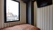 【2020年5月リニューアル】6Fセミダブル・階層ごとに異なるデザインを楽しめるお部屋です