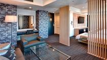 【最上階・リニューアル・スイートルーム】50平米・1室限定!海を臨む最上階の贅沢なお部屋です。