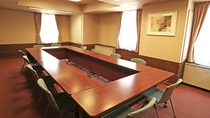 【3F・会議室】最大収容人数25名までの会議室:3時間¥10,000(税別)~