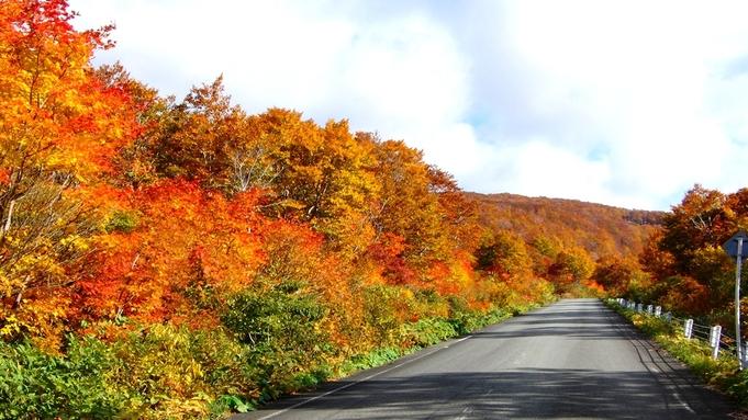 【秋冬旅セール】紅葉と星空があなたをお出迎え♪鳥海山麗 旬の味覚を味わう『四季旬彩』コース