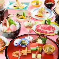 *『春膳』春ならではの旬の食材をお楽しみください