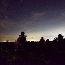 【秋の星空】標高約550mのから眺める秋の星空を是非楽しんで下さい♪