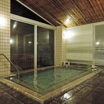 *【温泉/大浴場】広々とした温泉で身体を癒してください。