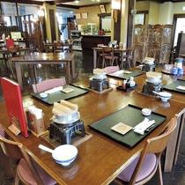 *【レストラン/施設】鳥海山を眺めながらお食事をお楽しみください。