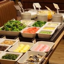 【モーニング】お惣菜サイド