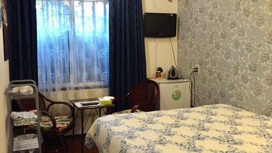 ・【スタンダードルーム201】モダンで落ち着いたお部屋