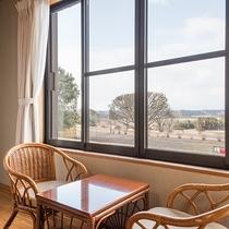 *【和室一例】全室、霧島連山の大パノラマが眺めるお部屋!