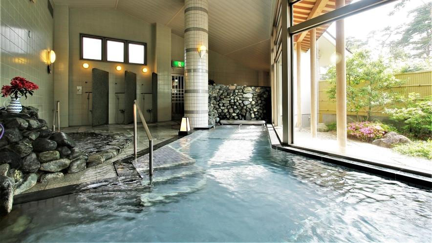 大浴場【松の湯】