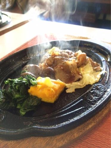 Grill dish