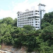 鬼怒川秘極の湯 風 全景