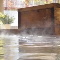 女性大風呂檜の湯