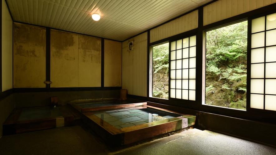 *【桧湯】江戸末期開湯の歴史ある湯どころ。