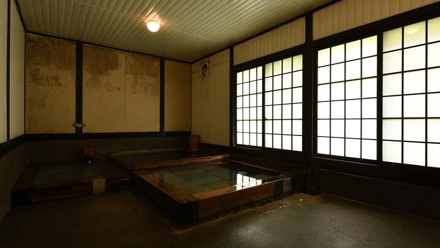 *【桧湯】切石湯と日替わりで男女入れ替え制でご入浴していただけます。