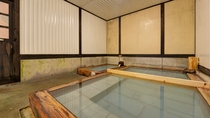 *【大浴場(桧湯)】江戸末期嘉永2年開湯、歴史ある良泉をご満喫下さい
