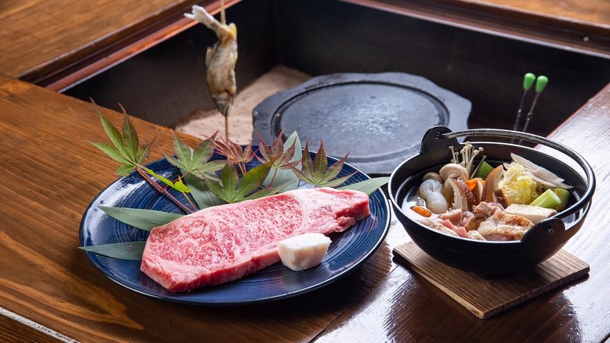 *【参の膳】お鍋は4種の中からお選びいただけます。