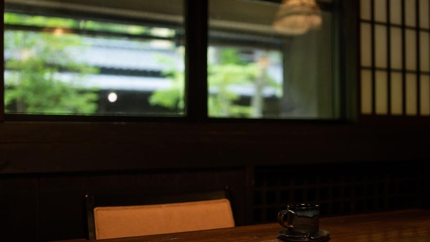 *【コーヒー】朝のゆったりとした時間をお愉しみ下さい。