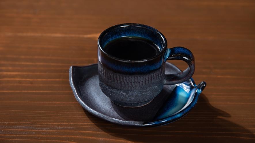 *【コーヒー】食後のコーヒーでホッとひと息…