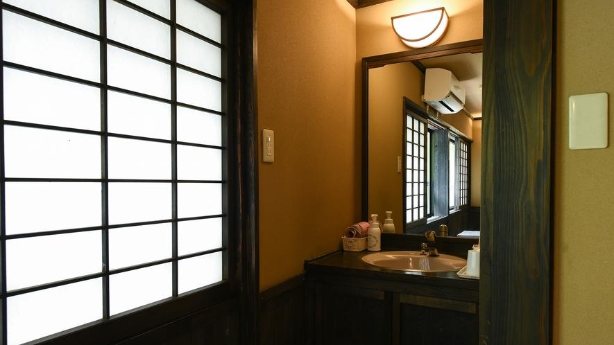 *【新館和室10畳】洗面台付きのお部屋(バス・トイレはついておりません)