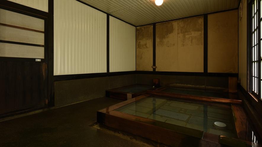 *【桧湯】歴史ある温泉に浸かってリフレッシュ。