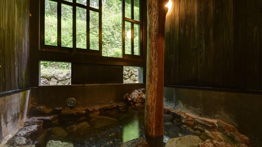 *【家族風呂】趣が異なる家族風呂が3種ございます。