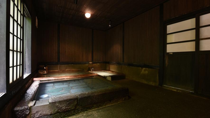 *【切石湯】江戸末期嘉永2年に開湯した歴史ある湯どころ『寒の地獄温泉』。