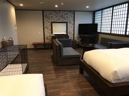 洋室 4ベットルーム 【禁煙】