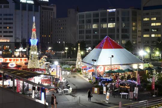 宇都宮餃子館 駅前ひろば店