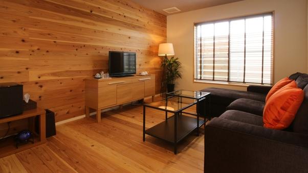 和洋二間つづきの特別室〜8畳洋室+6畳和室〜