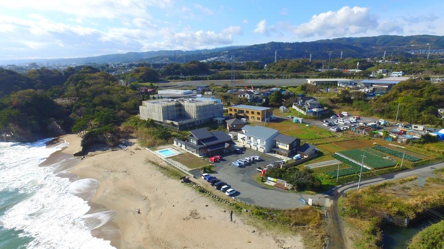【Around Unoshima Villa】自然と海のやすらぎに満ちた豊かな時間が流れています。