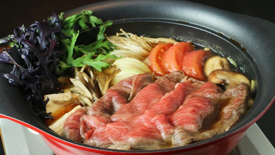 【About The Food/Dinner】冬限定 この季節うのしまヴィラで人気No1のお料理・常