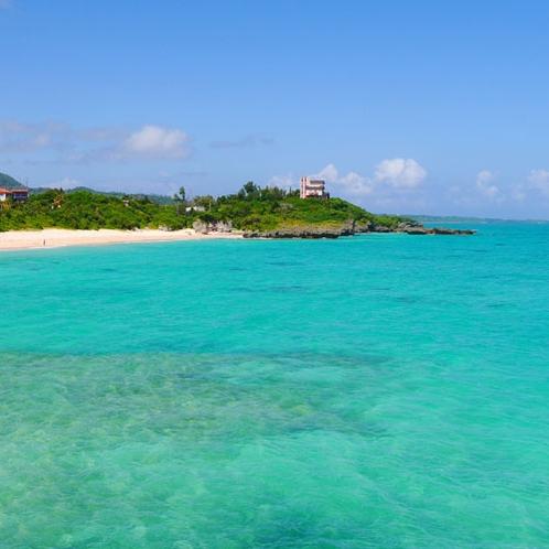 綺麗なビーチで素敵な思い出を