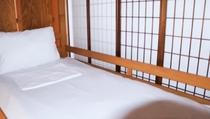 2段ベッドのワンベッド