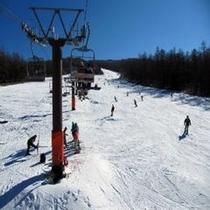 東御市 湯の丸スキー場