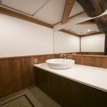 胡桃の部屋2階洗面台