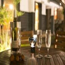 食事 東御市はワインの美味しい街です。