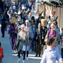 海野宿 ふれあい祭り