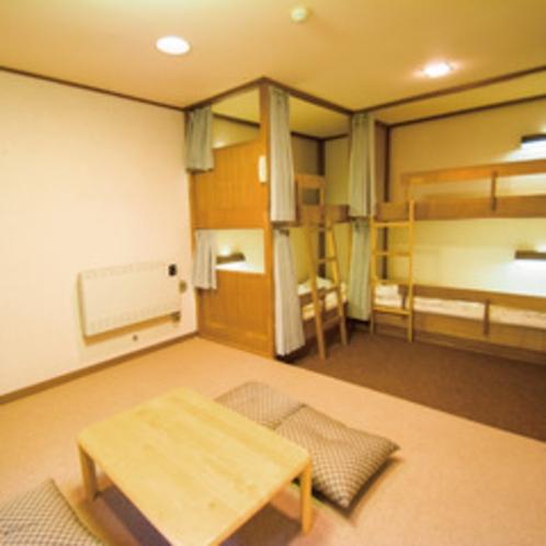 2段ベッド洋室