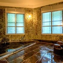 貸切風呂「山桜の湯」