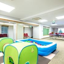 キッズルーム※通常は会議室となりますのでご用意が無い時もございます。