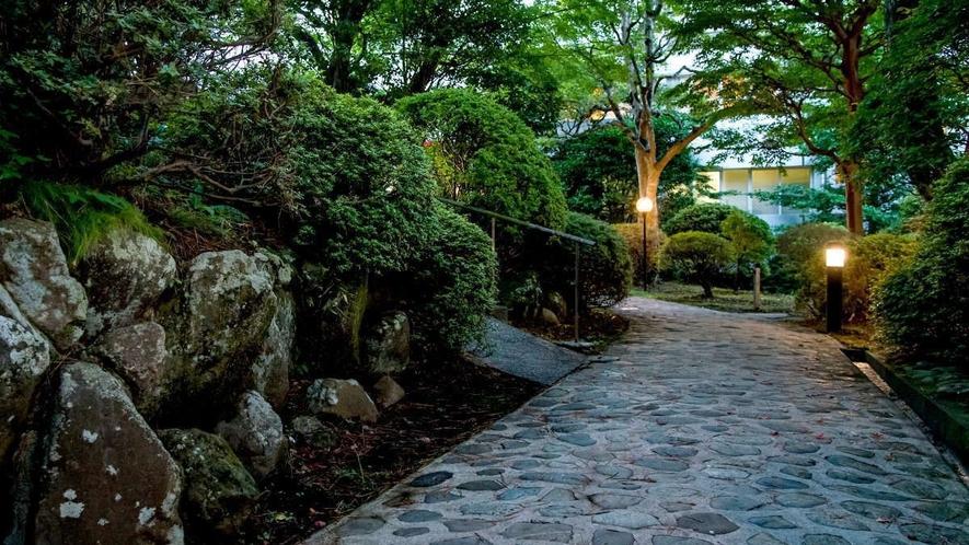 【庭園】おしゃれな写真撮影にもおすすめなスポットです♪