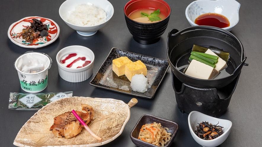 【ご朝食】和定食※イメージ 3月より