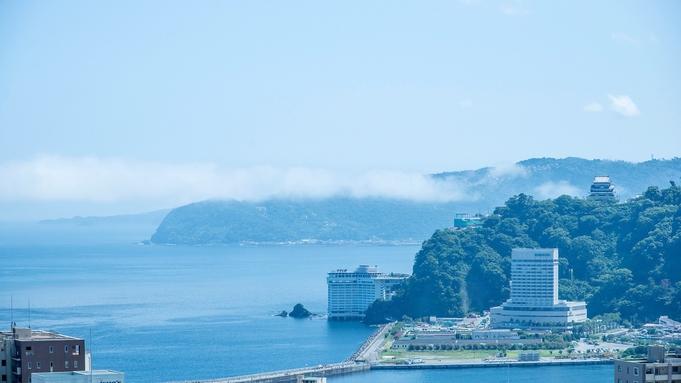 【熱海の人気スポット♪】海の見える美術館をお得に楽しむ「MOA美術館入場券付きプラン」(朝食付)