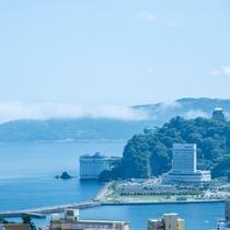 桃山テラスからの眺望